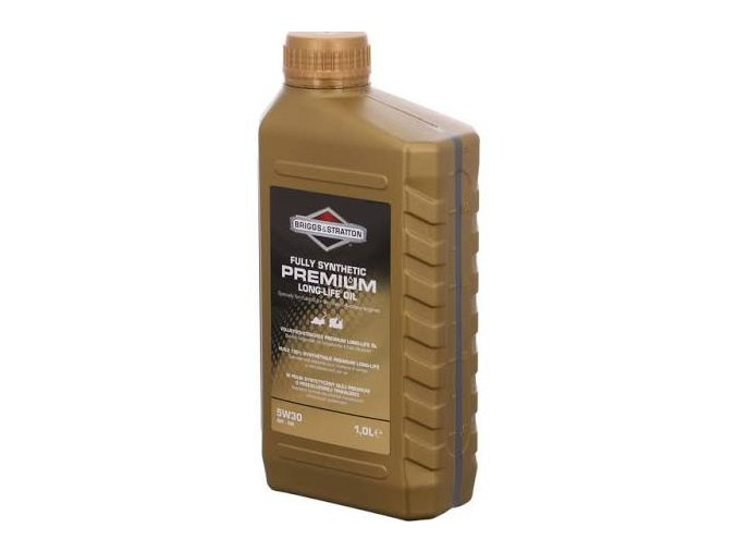 briggs and stratton premium long life engine oil 1.0 litre product code 100007s 1587 p