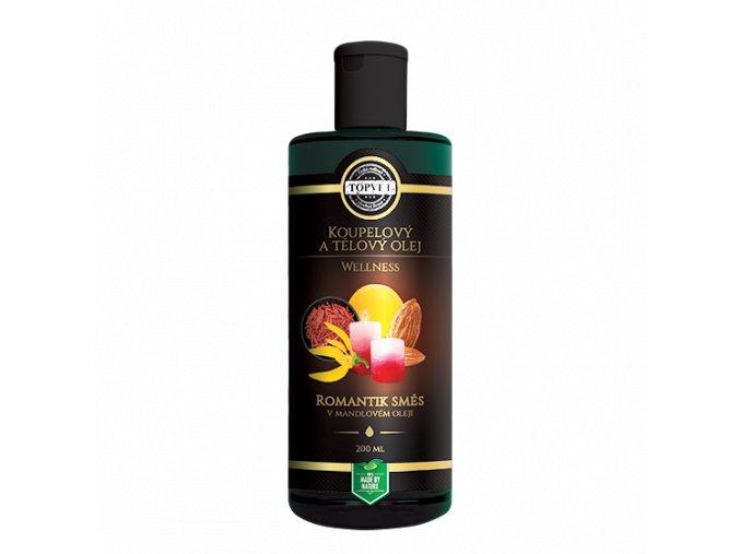 Romantik směs v mandlovém oleji 200 ml.