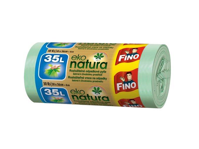 Pytle na odpad 35l - plně rozložitelné v přírodě