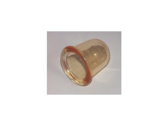 Silikonová masážní baňka - 36 mm