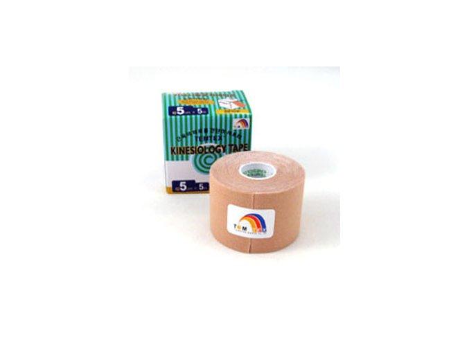 TEMTEX tape Classic 5 cm x 5 m, MIX BAREV 10ks