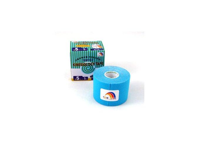 TEMTEX tape s turmalínem 5 cm x 5 m -  modrá