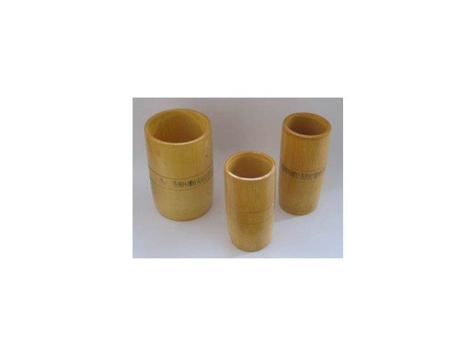 Bambusové baňky 3 ks