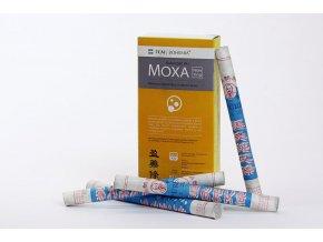 Moxovací doutníky pro akutní stavy 10 ks- moxa
