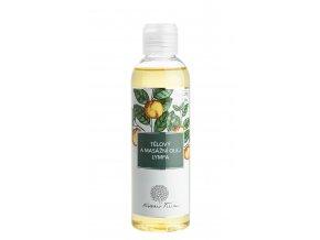 Tělový a masážní olej Lymfa 200 ml