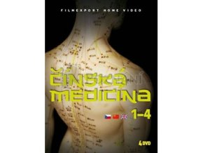 DVD - Čínská medicína 1 - 4