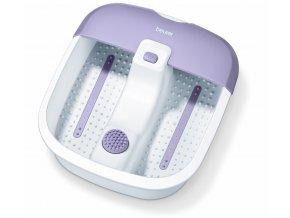 Perličková koupel - masážní vanička na nohy