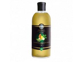Bergamot a citronová tráva v mandlovém oleji 500ml.