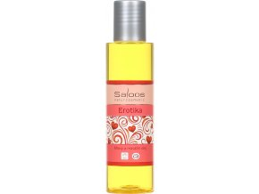 Masážní olej - Erotika 125 ml