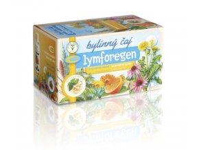 Lymforegen - bylinný čaj sáčkový 30 g