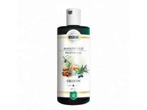 Celustin – olej směs proti celulitidě 200 ml