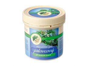 Jalovcový masážní gel 500 ml