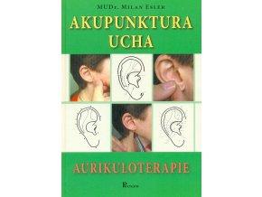 Akupunktura ucha - kniha