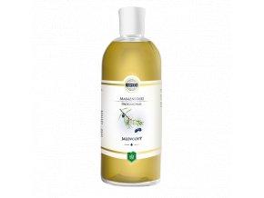 Jalovcový masážní olej 500 ml