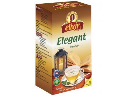 Elixír - ELEGANT bylinný čaj