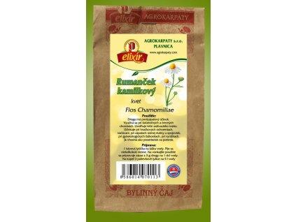 Rumanček kamilkový - kvet  tip pre vás