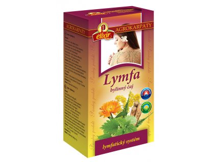 bylinny caj lymfa