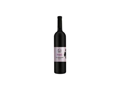 Víno z čiernych ríbezlí