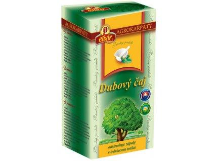 Dubový čaj