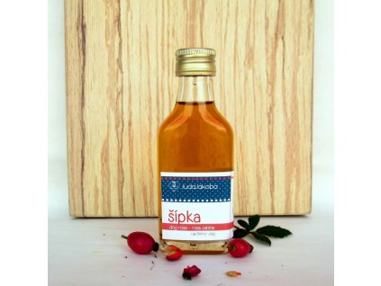 ŠÍPKA - bylinný olej s extraktom plodov ruže šípovej