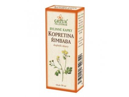 Rimbaba - bylinné kvapky