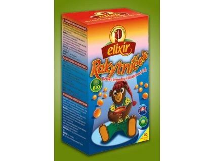 Elixír - BIO detský rakytníček