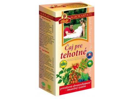 Čaj pre tehotné ženy BIO - ovocný