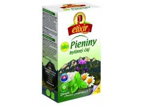 Elixír - PIENINY - bylinný čaj BIO
