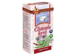 Na čistenie krvi - bylinný čaj
