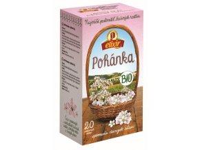 POHÁNKA - bylinný čaj BIO