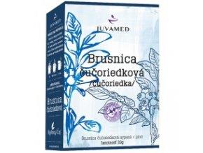 Brusnica čučoriedková - plod