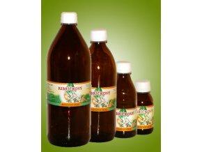 Rebríčkový masážny olej (0,5 l)
