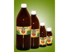 Repkový olej s rakytníkom  (0,5 l)