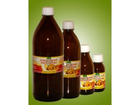 Ľubovníkový - svätojánsky masážny olej (0,5 l)