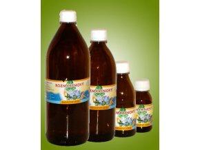 Rozmarínový masážny olej (0,5 l)