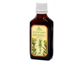 Rhodiola - bylinné kvapky