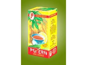 PU-ERH s citronóvou príchuťou