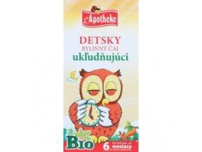 Detský bylinný čaj ukľudňujúci