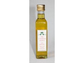 Olej z vlašských orechov - extra panenský - Hont (0,5 l)