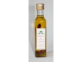 Repkový olej extra panenský s dubákmi (0,25 l)