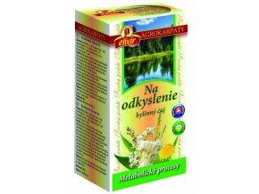 Na odkyslenie - bylinný čaj