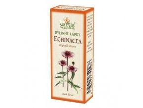 Echinacea - bylinné kvapky