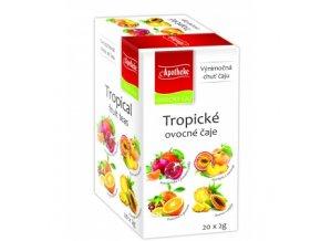 Tropické ovocné čaje