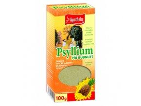 Psyllium - na chudnutie s ananásom