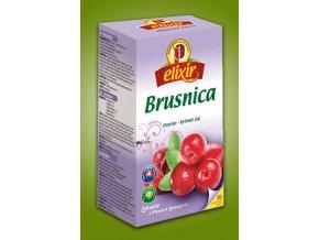 Elixír - Brusnica
