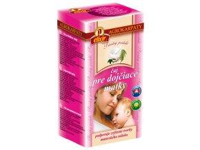 Čaj pre dojčiace matky
