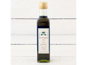 Konopný olej - extra panenský - Hont 0,25 l