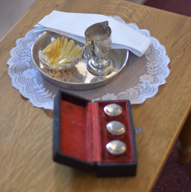Křest a 1. sv. přijímání