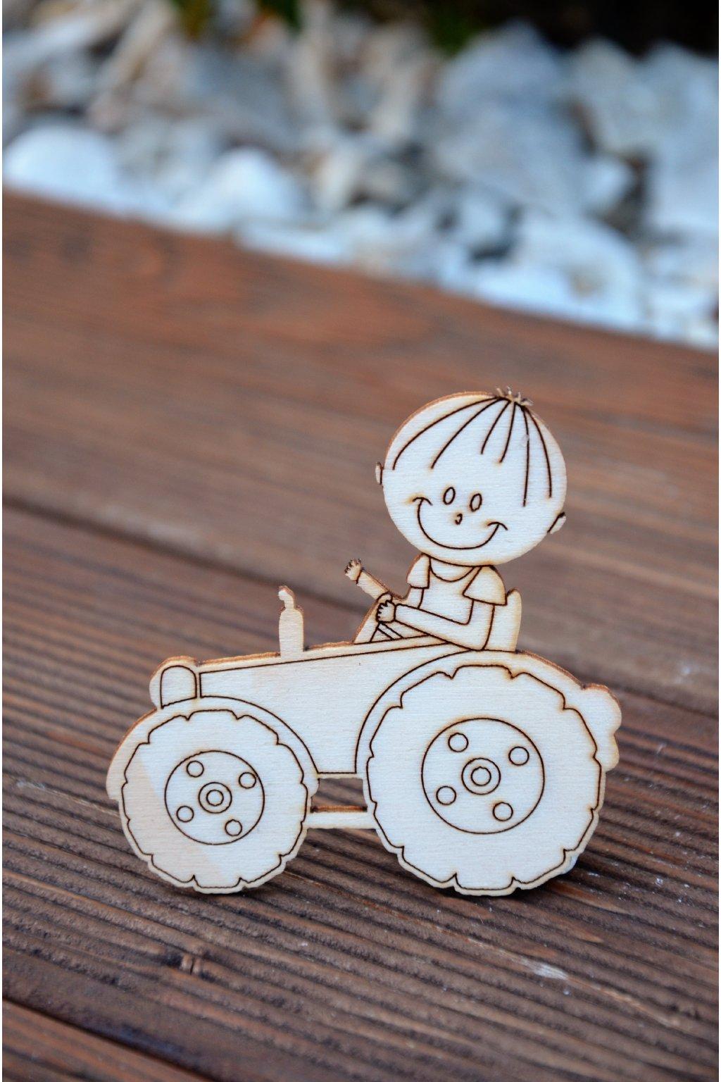 Traktor - kluk