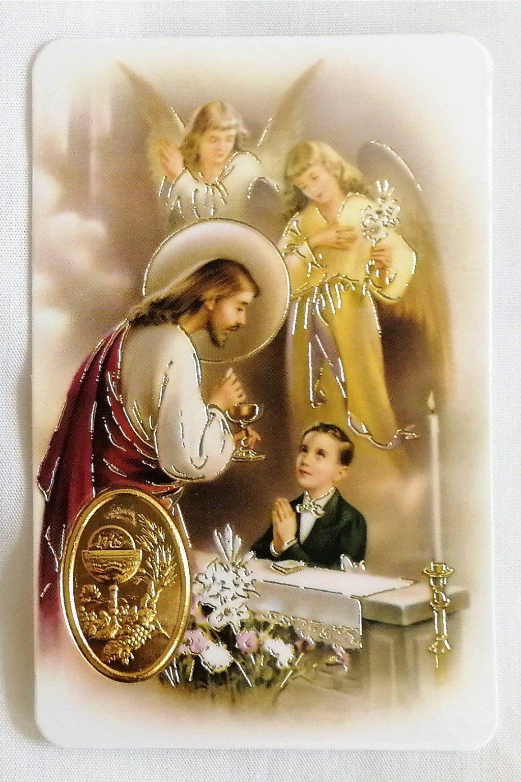 Modlitba před sv. přijímáním